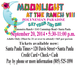 Moonlight at the Ranch Save the Date
